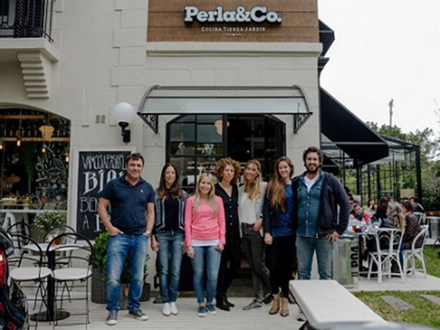 PERLA & CO, en City Bell.